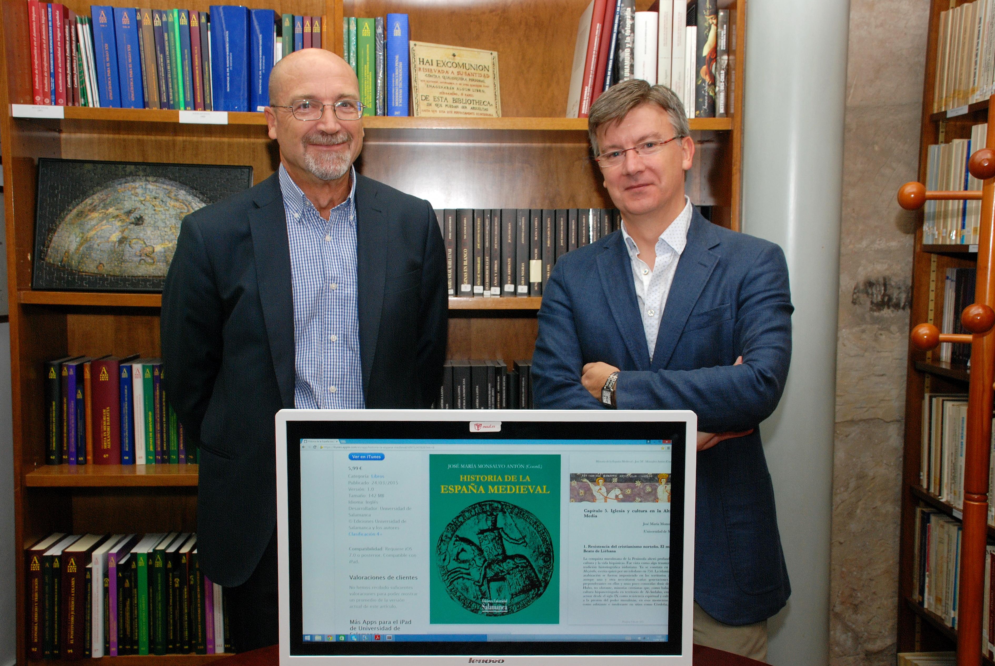 'Historia de la España Medieval', de Ediciones Universidad de Salamanca, Premio Nacional a la mejor Edición Digital y Multimedia