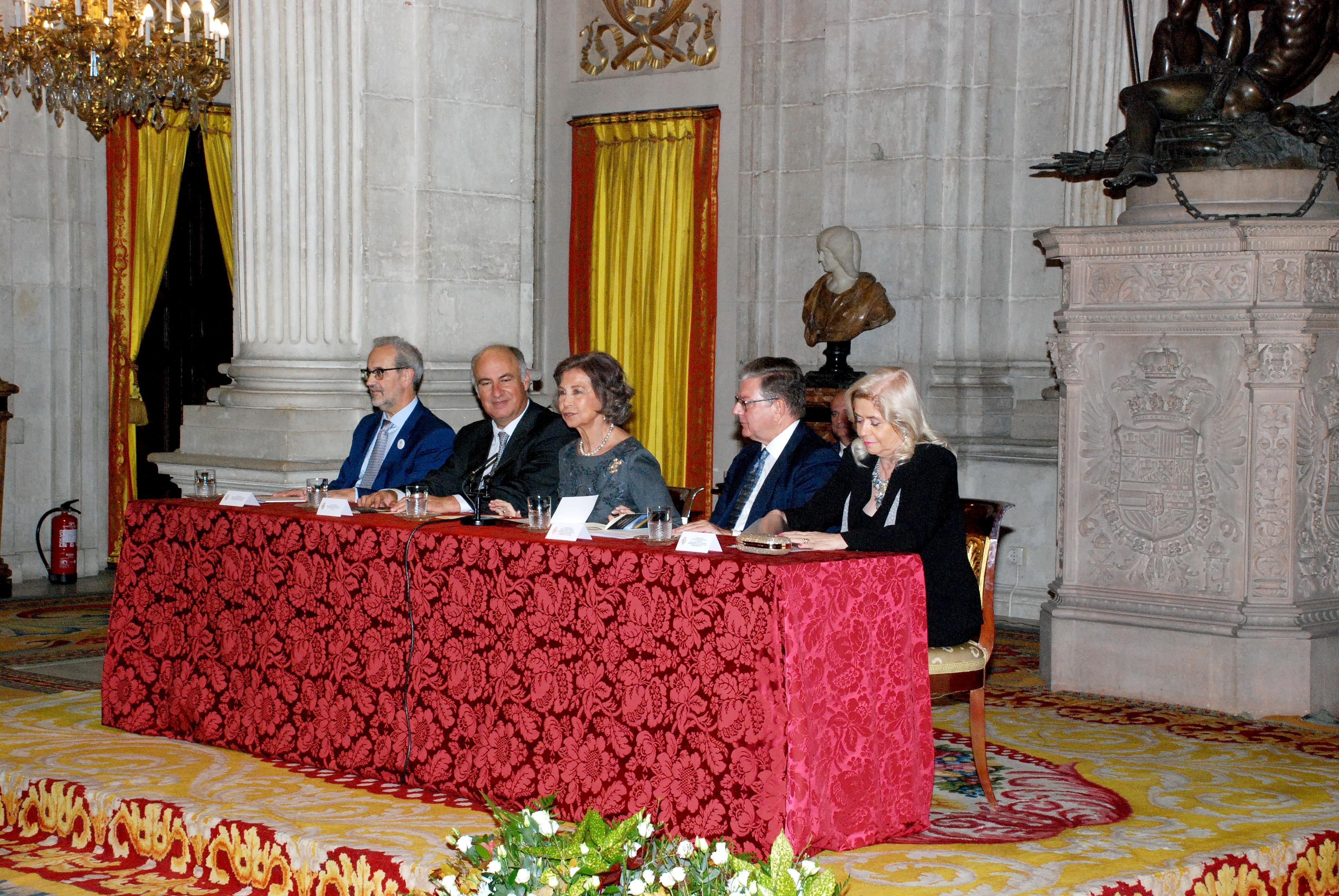 El poeta Antonio Colinas recibe el XXV Premio Reina Sofía de Poesía Iberoamericana