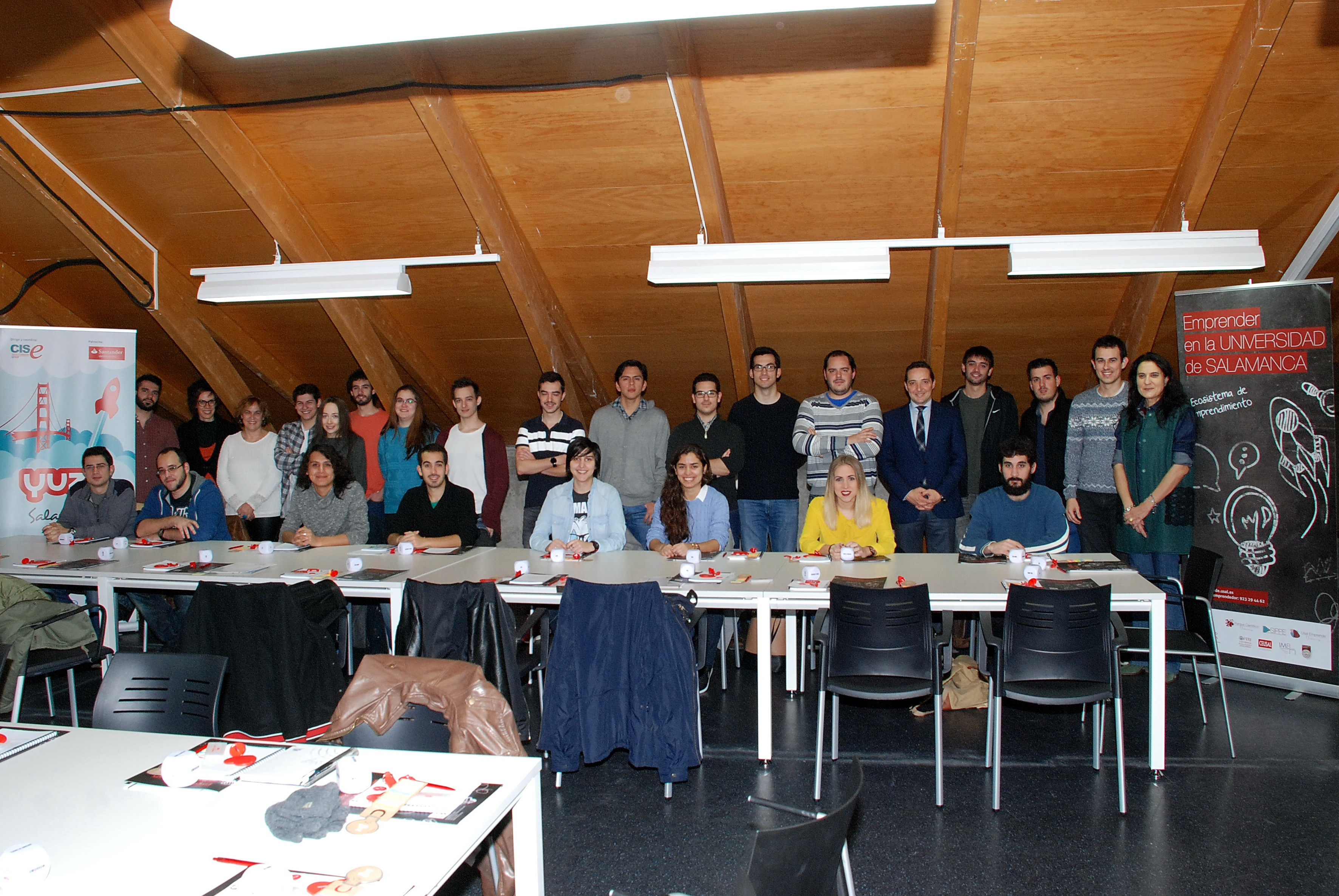 La Universidad de Salamanca participa en la VII edición del concurso YUZZ 'Jóvenes con Ideas'