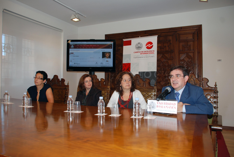 La Universidad de Salamanca pone en marcha una red social para favorecer el intercambio lingüístico entre estudiantes