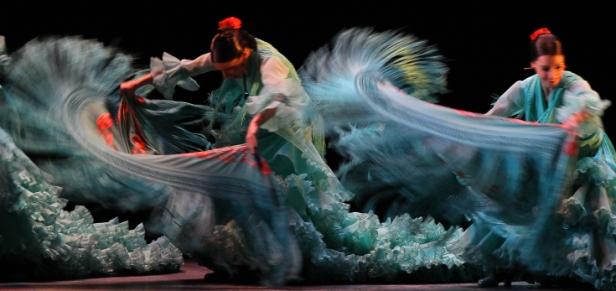 El Ballet Flamenco de Andalucía inaugura la programación de Las Noches del Fonseca 2012
