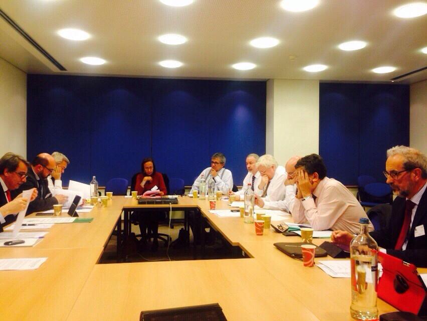 El rector de la Universidad de Salamanca participa en la reunión de Consejos de Rectores de América Latina y el Caribe y la Unión Europea