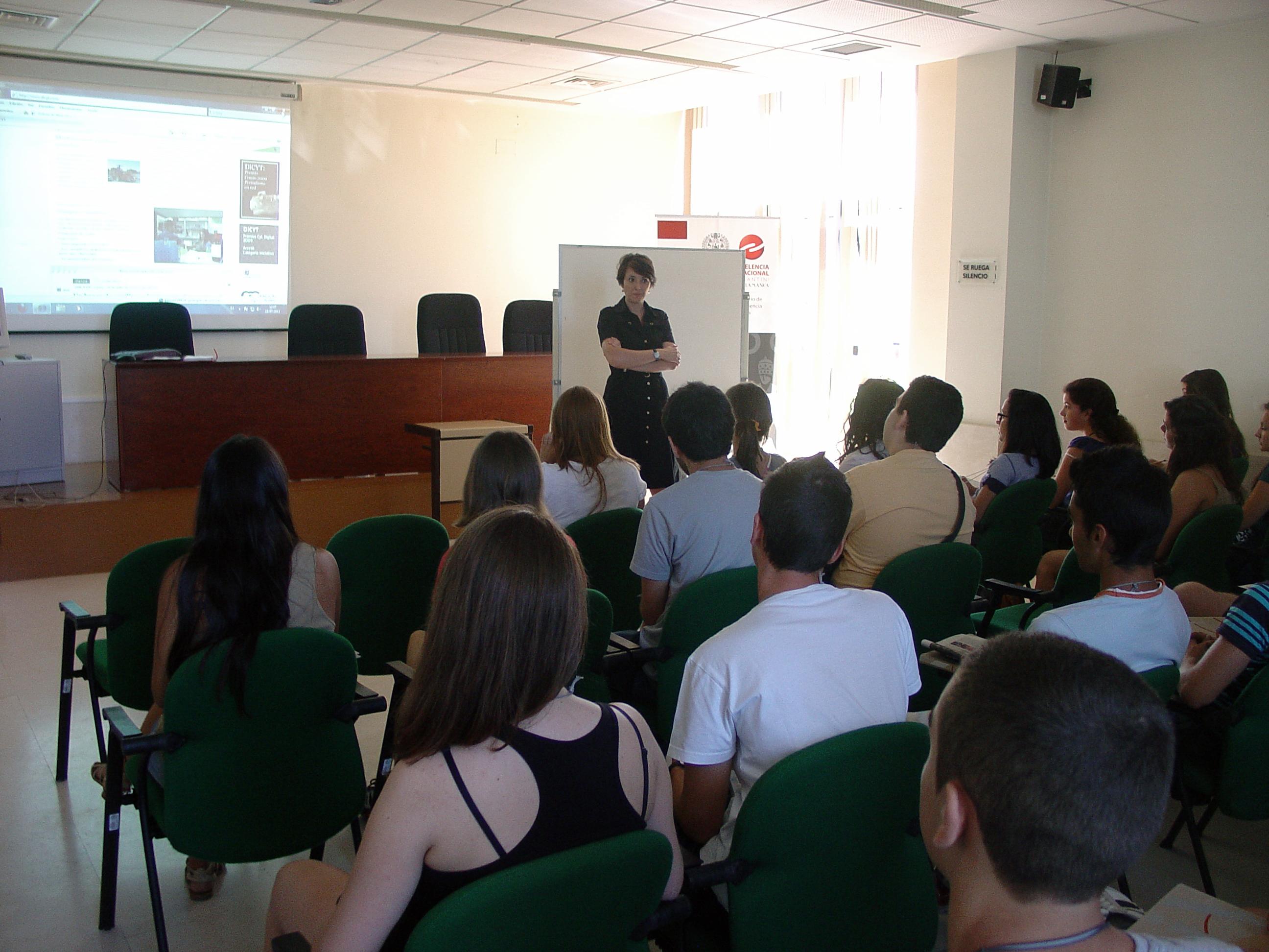 Campus Científico de Verano de la Universidad de Salamanca