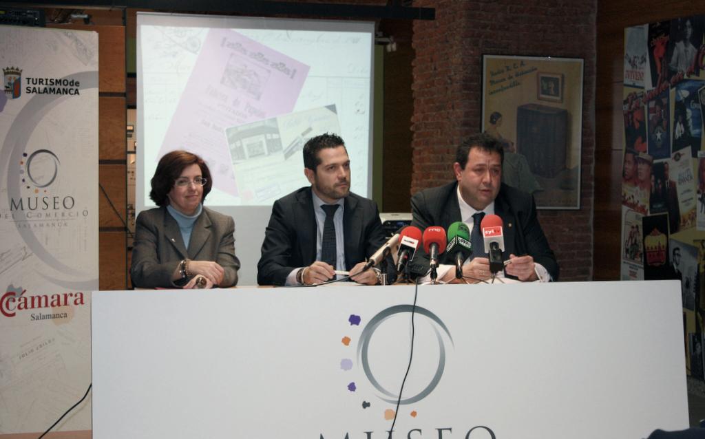 Universidad, Ayuntamiento y Cámara de Comercio, unidos en la protección del patrimonio documental de la ciudad