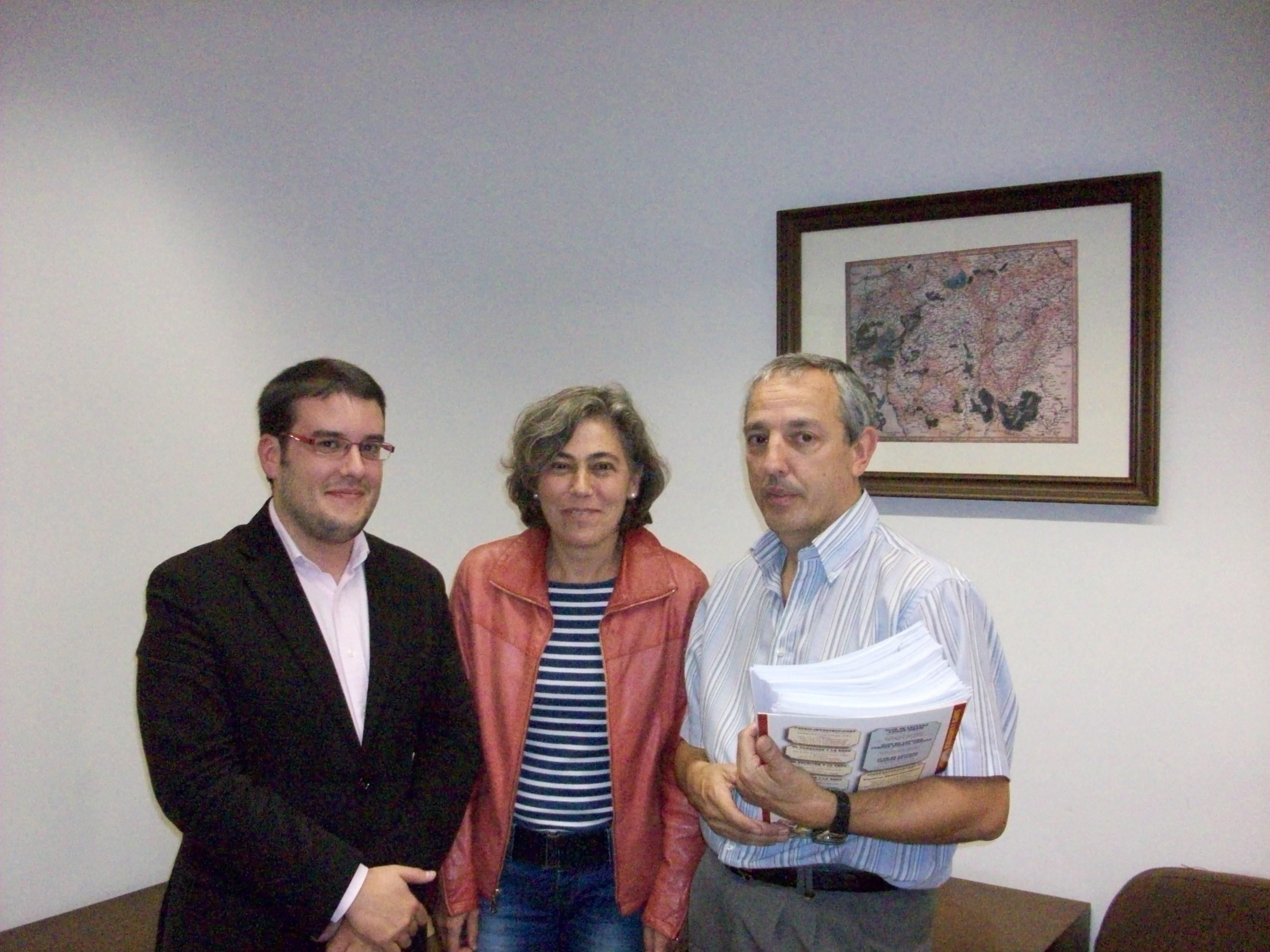 El Consejo de Asociaciones dona su superávit al fondo de becas de la Universidad de Salamanca