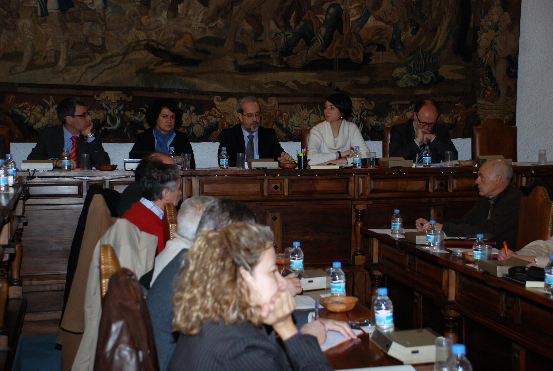 El Consejo de Gobierno celebra la sesión ordinaria del mes de diciembre