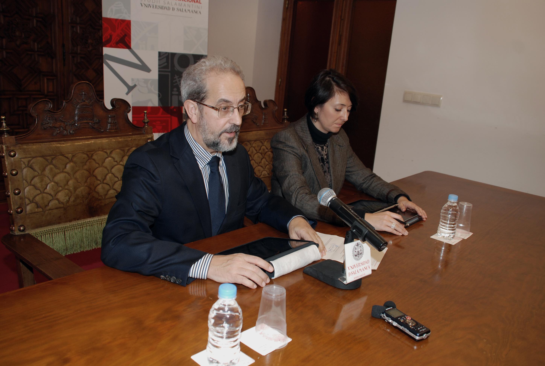 El Consejo de Gobierno de la Universidad de Salamanca estudia la prórroga del presupuesto del ejercicio 2011