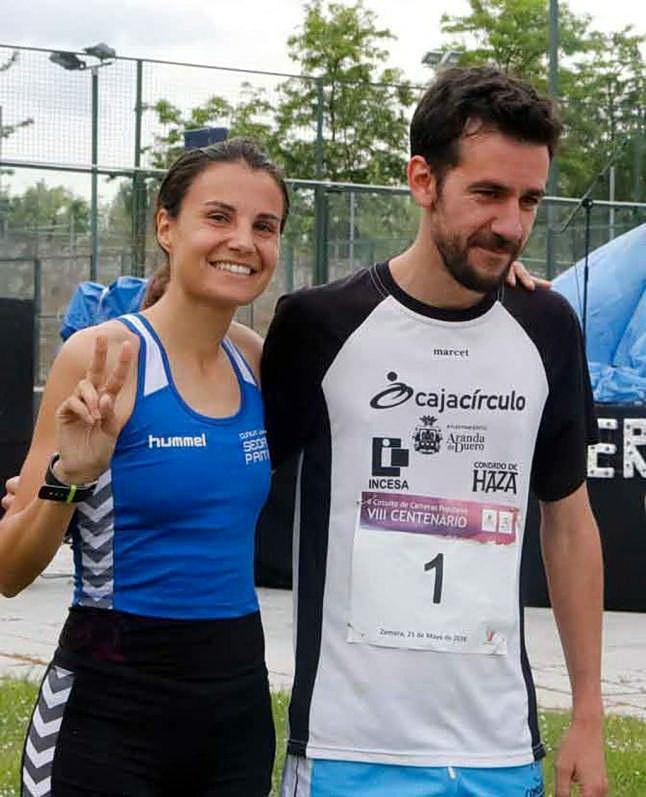 Más de 100 corredores participan en la edición de Zamora del II Circuito de Carreras Populares VIII Centenario