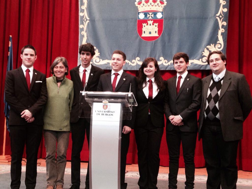La Universidad de Salamanca gana el I Torneo Regional de Debate Universitario de Castilla y León