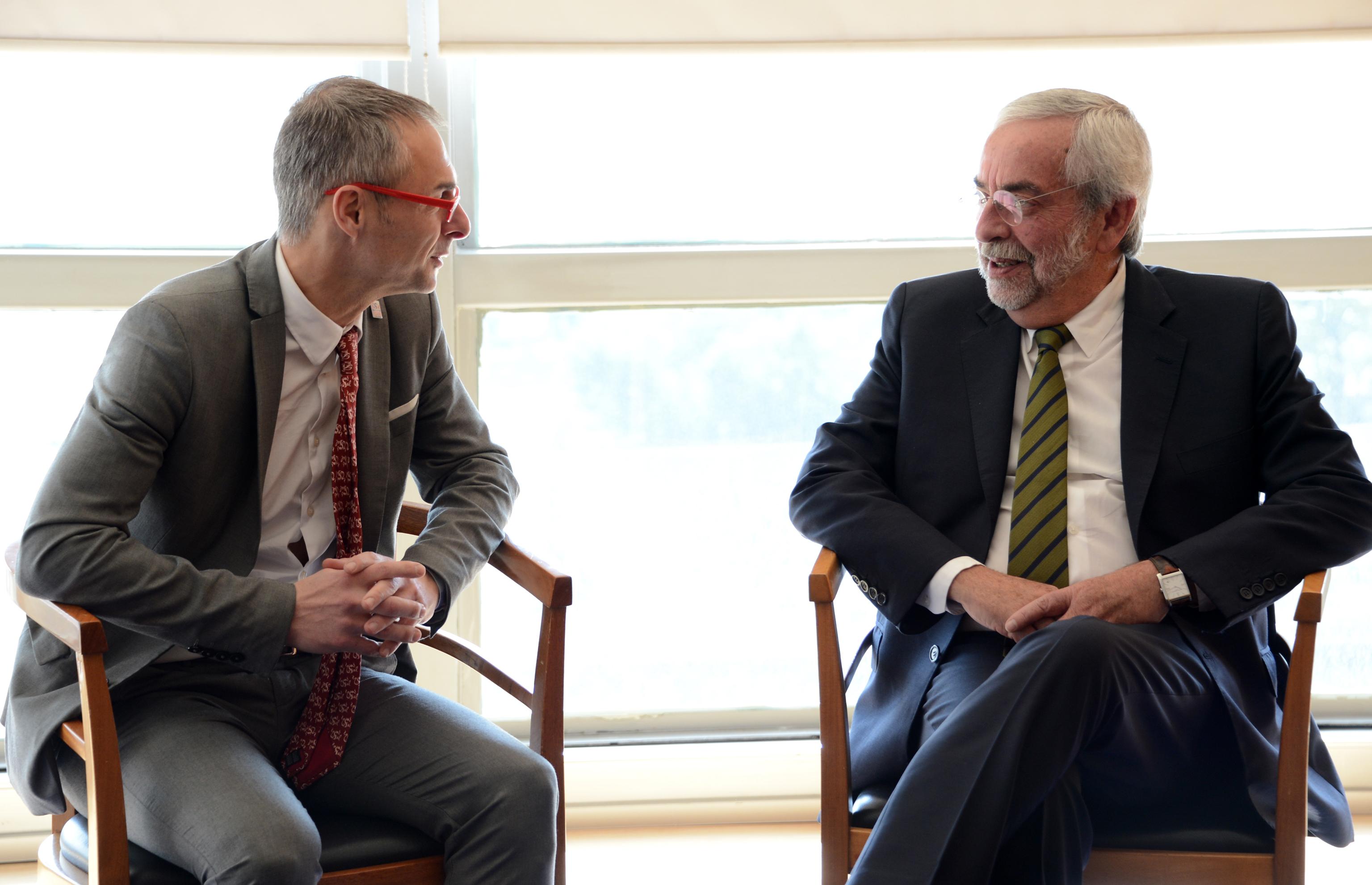 La Universidad de Salamanca refuerza sus lazos con México tras la visita institucional del rector al país americano