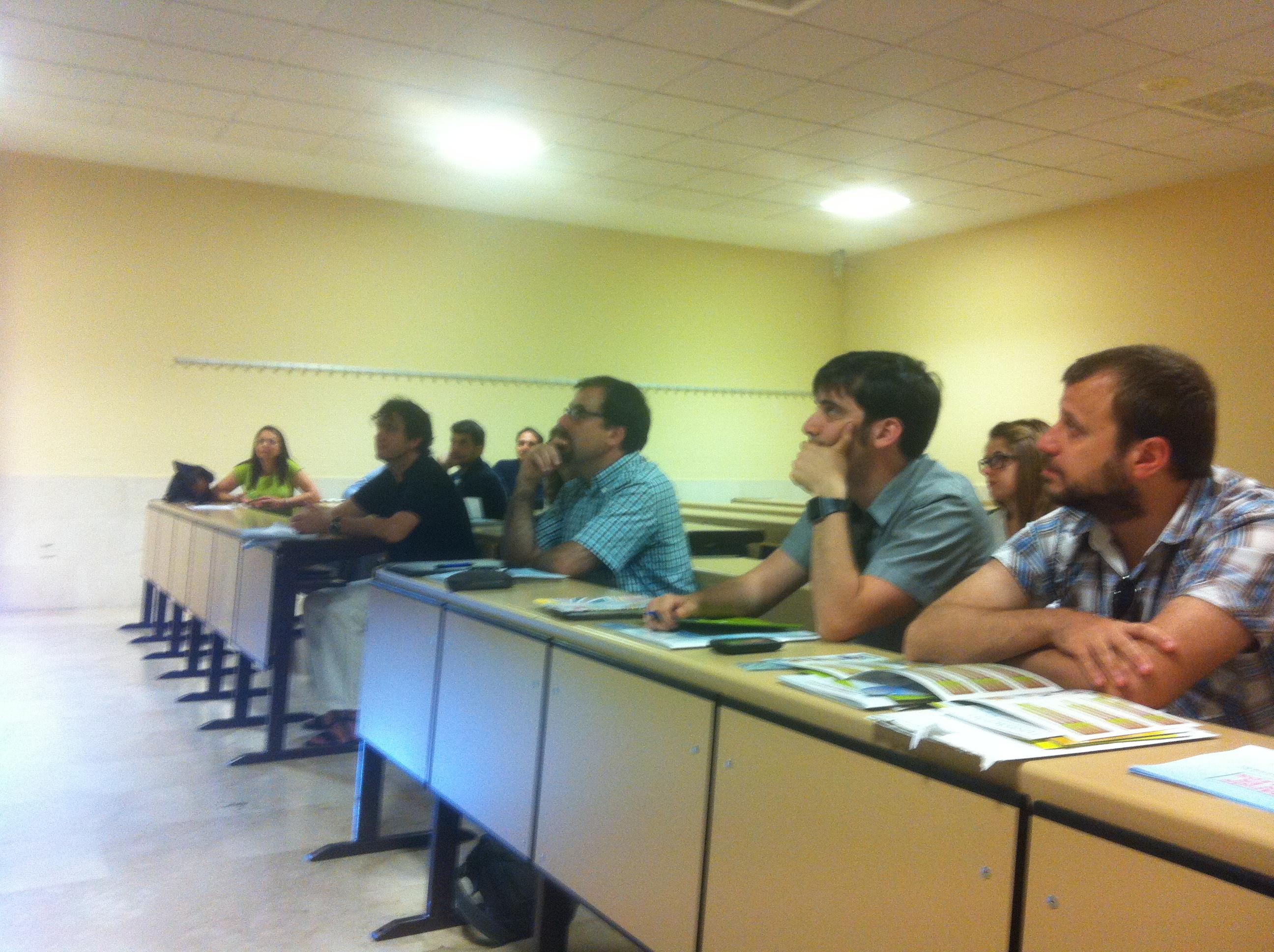 La Oficina Verde colabora en la organización de una actividad formativa sobre la energía eléctrica en Castilla y León