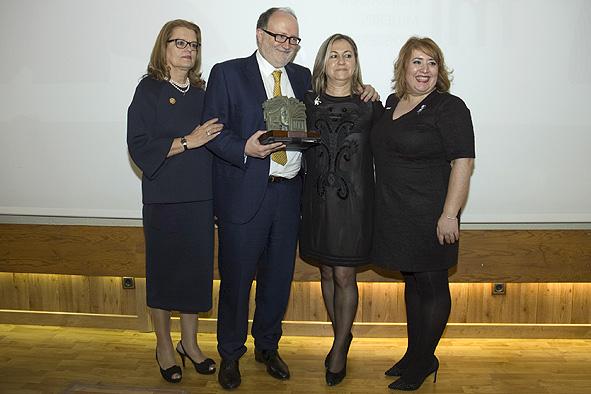 Los Estudios Interdisciplinares de Género de la Universidad de Salamanca, galardonados en los XVIII Premios 'Mujeres Progresistas'