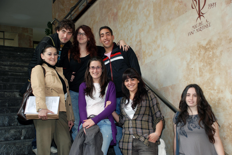 Los alumnos de Etnomusicología II presentan sus trabajos sobre la canción tradicional en el Proyecto Aldea de las Islas Canarias