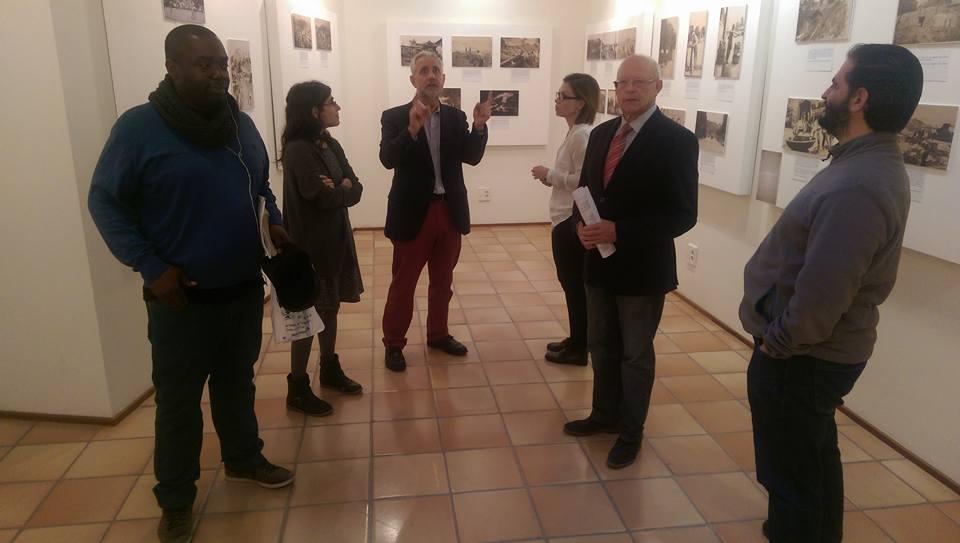 El Centro de Estudios Brasileños organiza una exposición en colaboración con el Archivo Nacional de Brasil