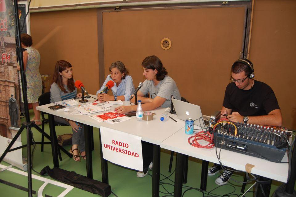 Feria de Bienvenida 2011