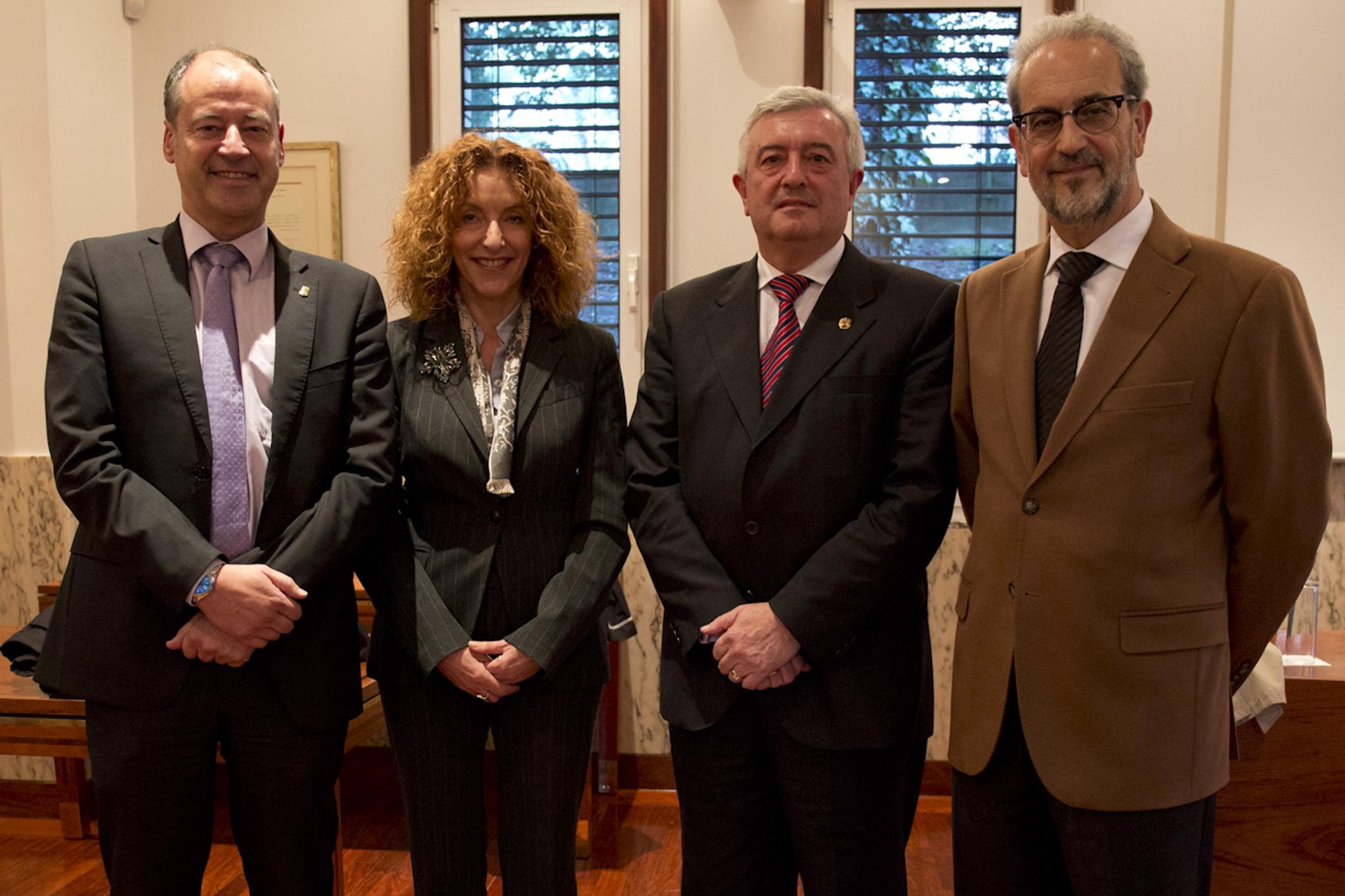 Universidades del sudoeste europeo colaborarán para promover sus estudios de doctorado en Brasil y Portugal