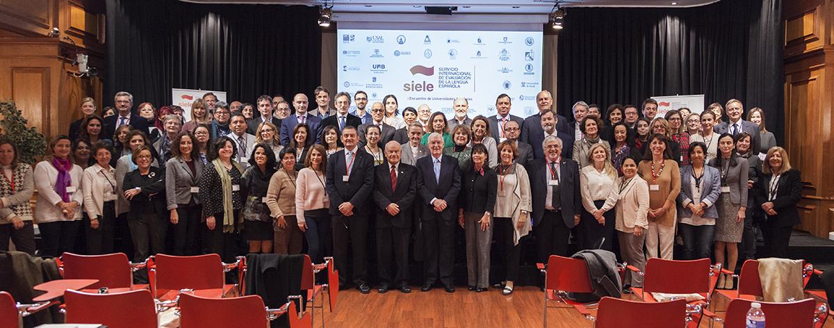 La vicerrectora de Internacionalización asiste al I Encuentro de Universidades Asociadas al SIELE en el Instituto Cervantes