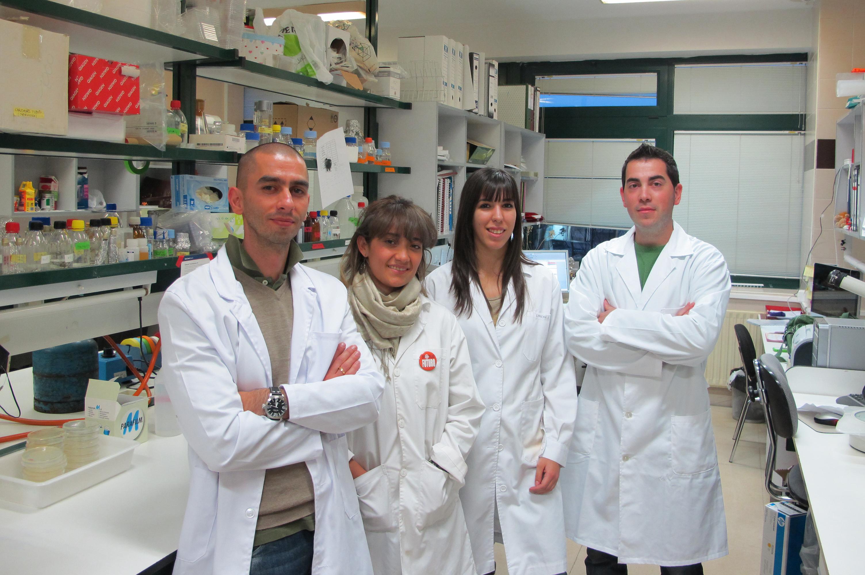 Científicos de la Universidad reciben el Accésit del XXVIII Premio 'Julián Sánchez El Charro' por su estudio para la mejora de los cultivos agrícolas