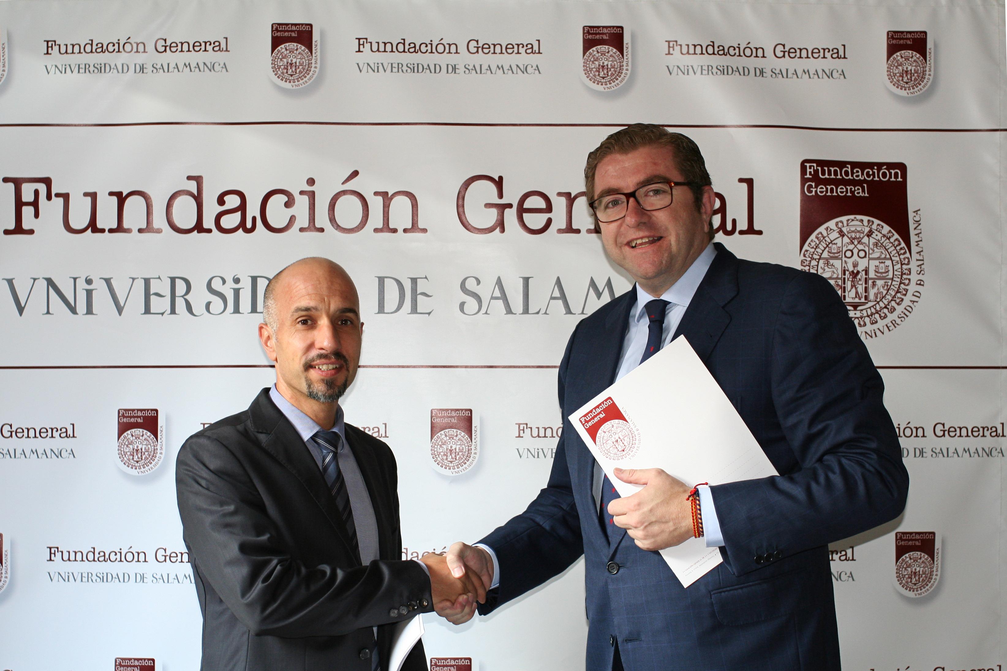 La empresa Global Exchange se integra en el grupo de Empresas Amigas de la Universidad de Salamanca