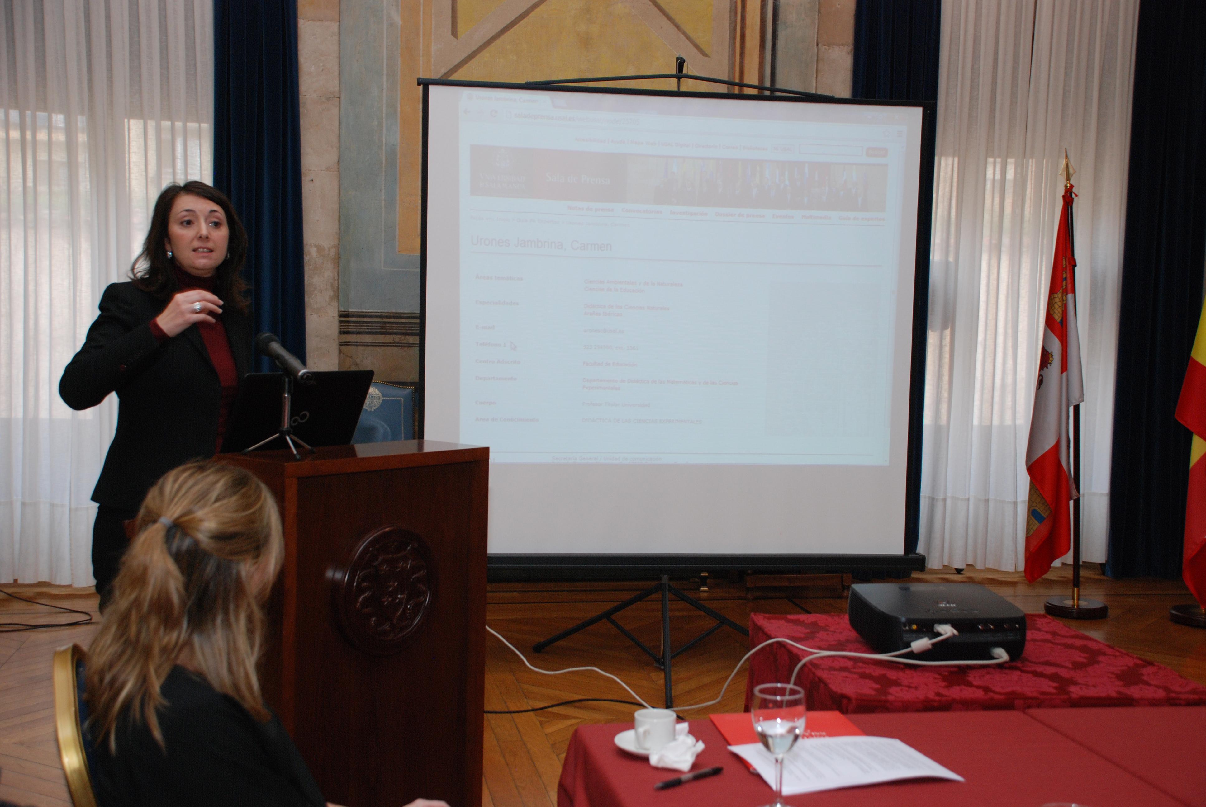 La Universidad de Salamanca reedita su Guía de Expertos en formato digital con 346 especialistas en más de 800 temas
