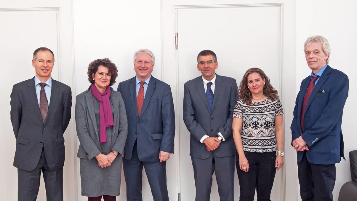La Universidad de Salamanca estrecha su colaboración con la Universidad de Heidelberg