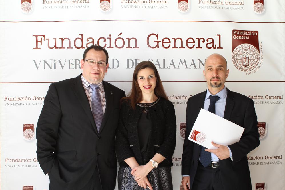 La empresa salmantina Hergaher se incorpora al grupo de Empresas Amigas de la Universidad de Salamanca
