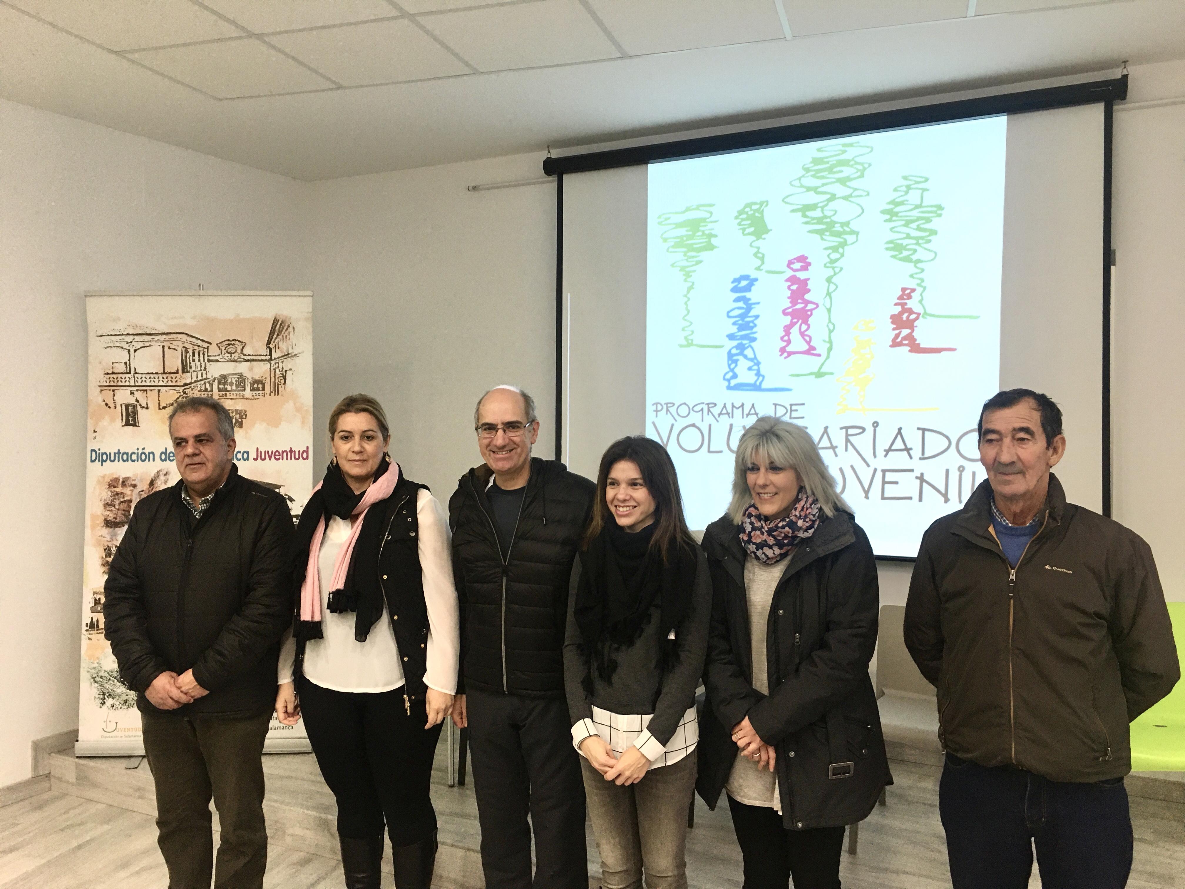Concluye el 8º Voluntariado Verde de la Universidad y la Diputación de Salamanca con la inauguración de la nueva ruta de senderismo 'Viviendo el Tormes'