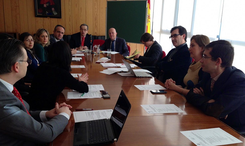 El Gobierno de Colombia apoyará la creación de una Cátedra de Altos Estudios en Gobernanza en la Universidad de Salamanca