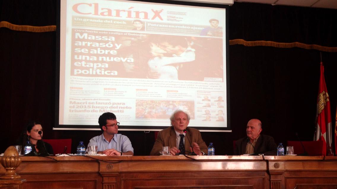 El doctorado sobre 'Estado de Derecho y Gobernanza Global' analiza las elecciones legislativas argentinas