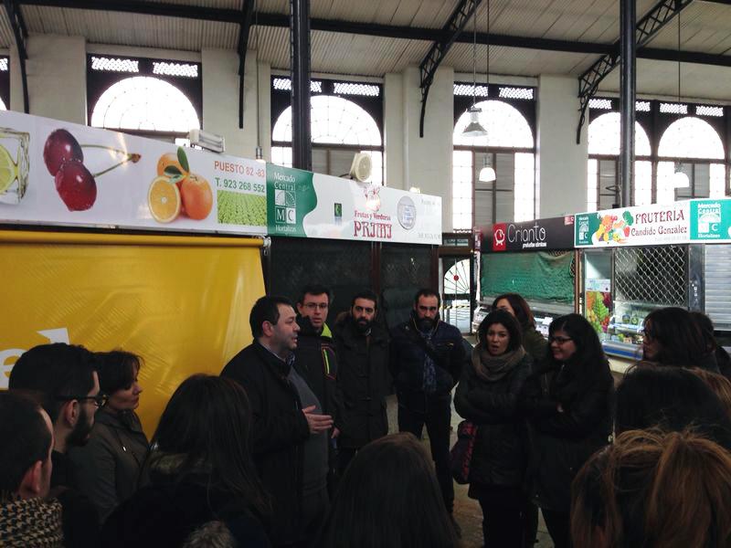 Alumnos del Máster en Arquitectura y Diseño de Interiores propondrán ideas de rehabilitación del Mercado Central