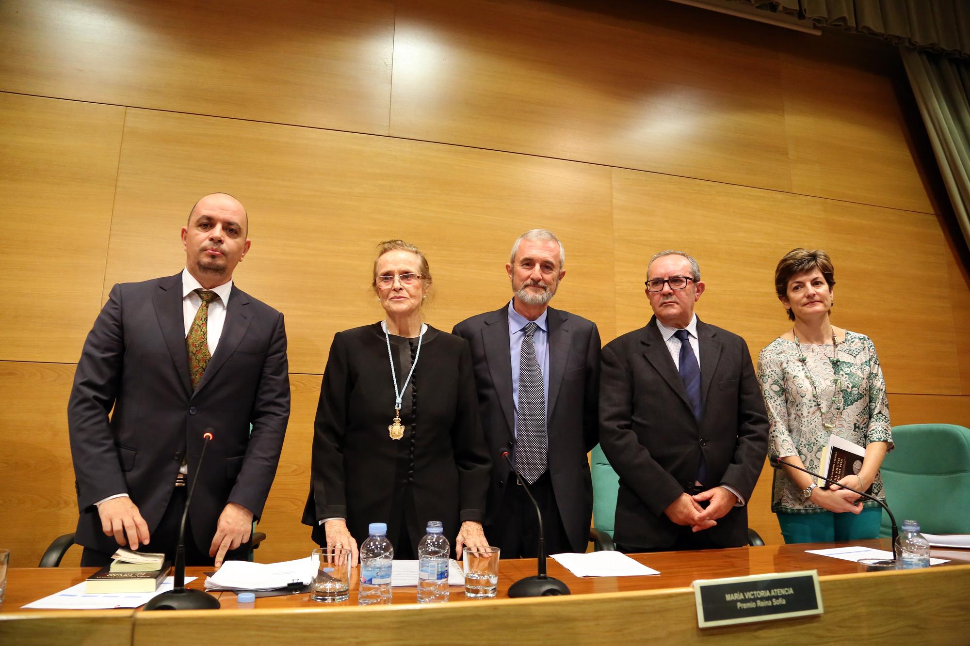 El programa cultural del XXIII Premio Reina Sofía de Poesía Iberoamericana concluye con un acto académico en la Universidad de Málaga