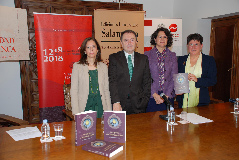 Un libro desvela la decisiva aportación de la Universidad de Salamanca en la implantación del calendario gregoriano