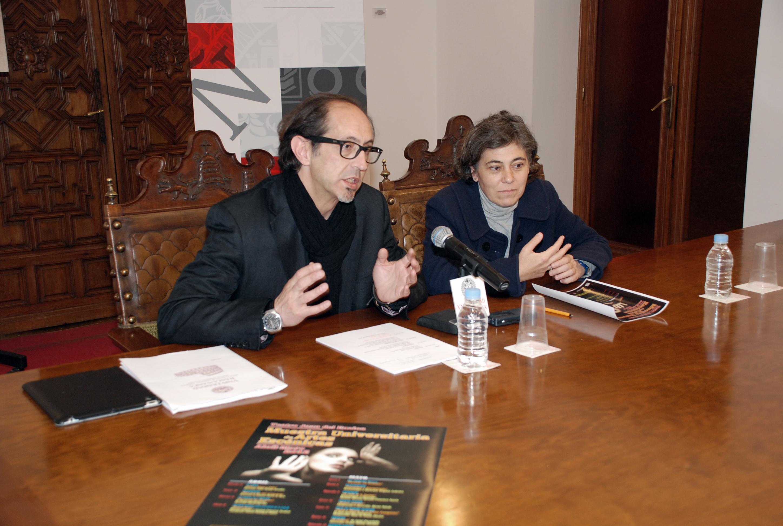 Presentación de la Muestra Universitaria de Artes Escénicas
