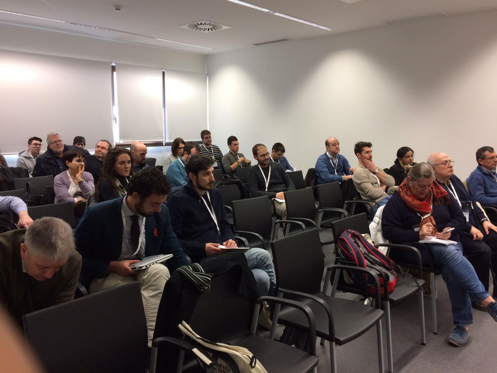 La Universidad acoge la reunión 'Nanolito 2017' para el estudio de nuevas técnicas de nanolitografía a base de grafeno y materiales 2D