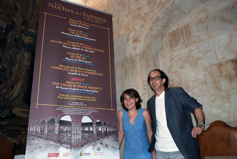 Presentación de 'Las Noches del Fonseca' 2011