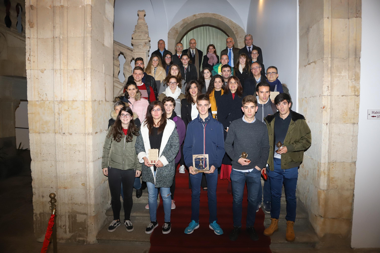 La Universidad de Salamanca entrega los XXX Premios Anuales del Deporte Universitario