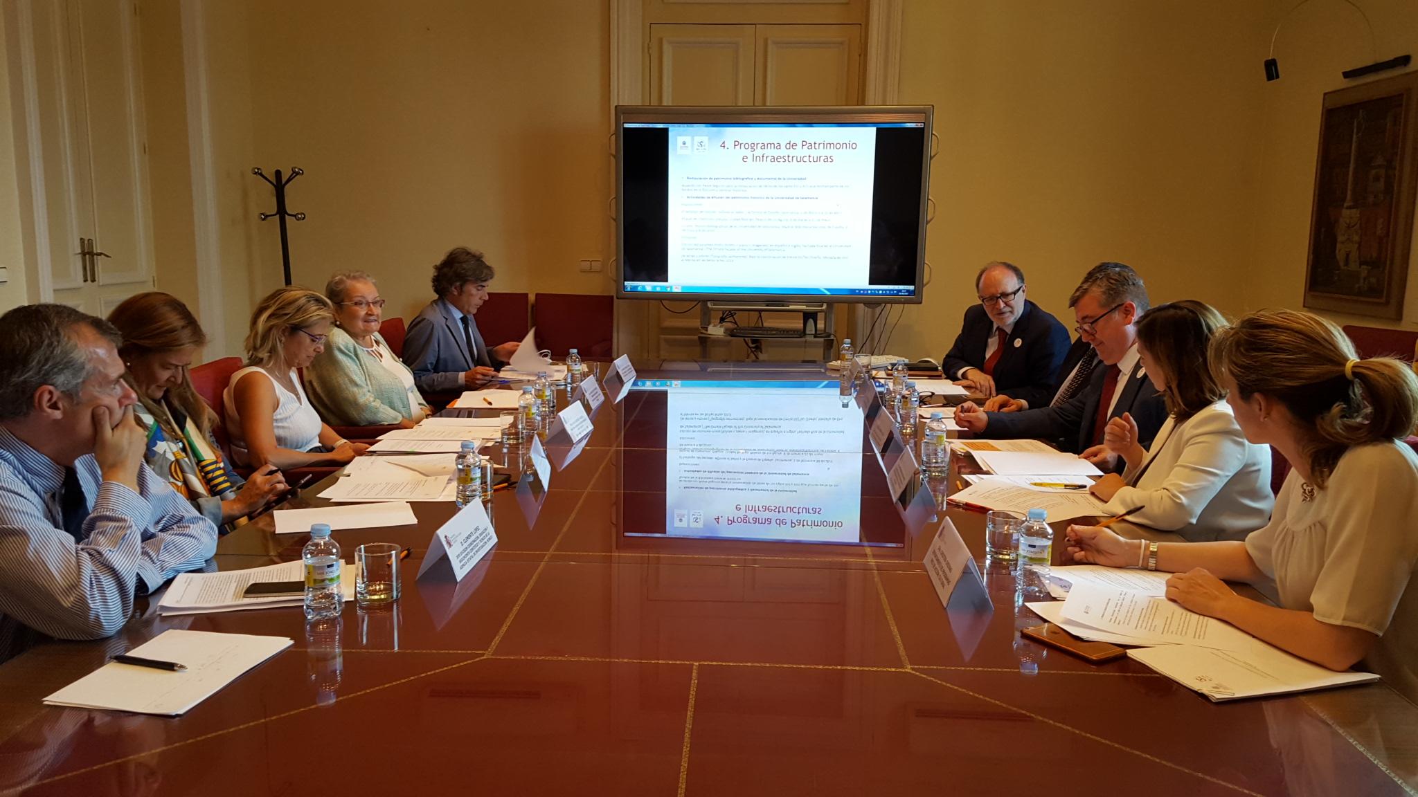 El programa de actividades del VIII Centenario incorpora 30 nuevos proyectos pendientes de financiación