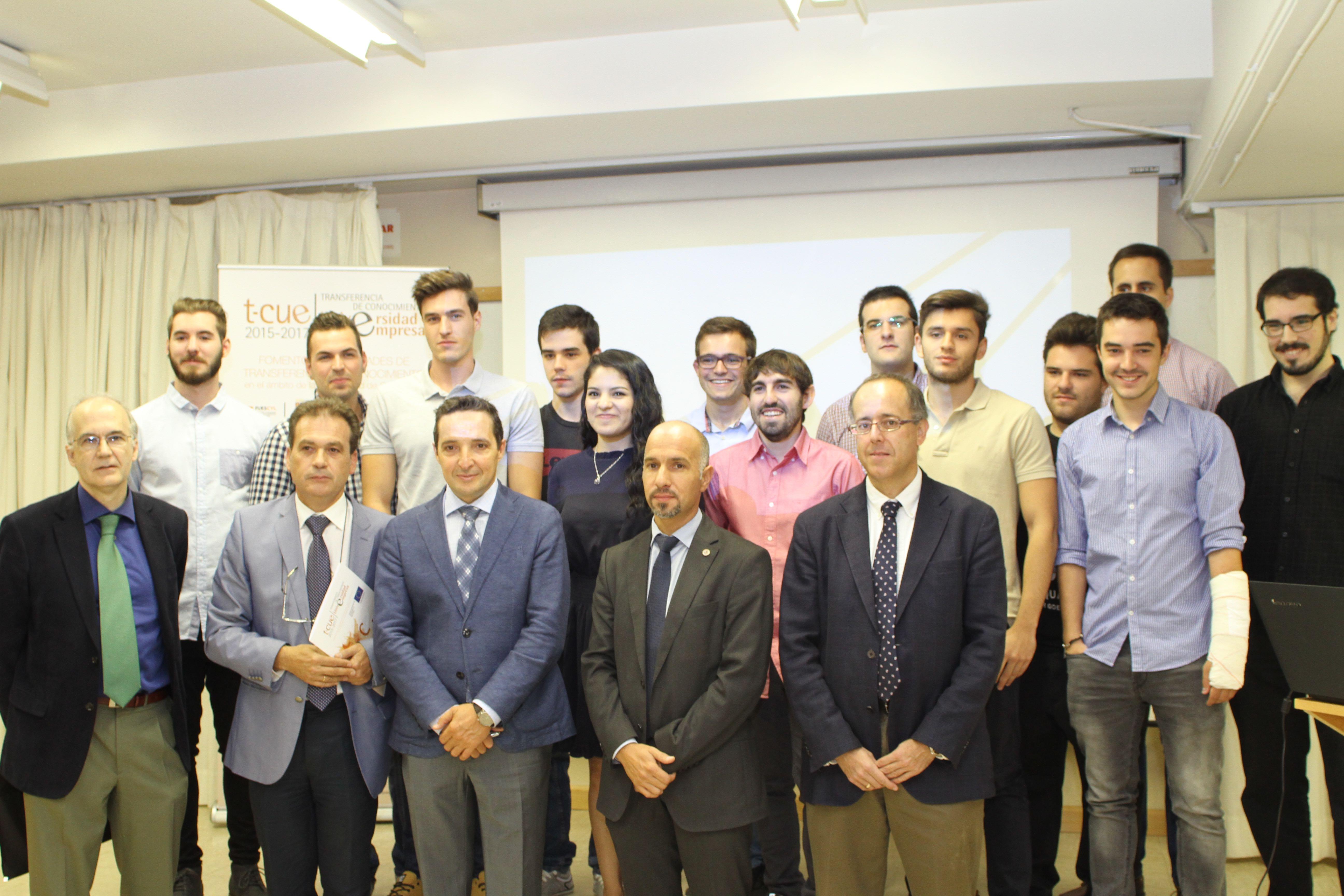 La Usal impulsa la colaboración Universidad-Empresa con su Programa de Prototipos Orientados al Mercado