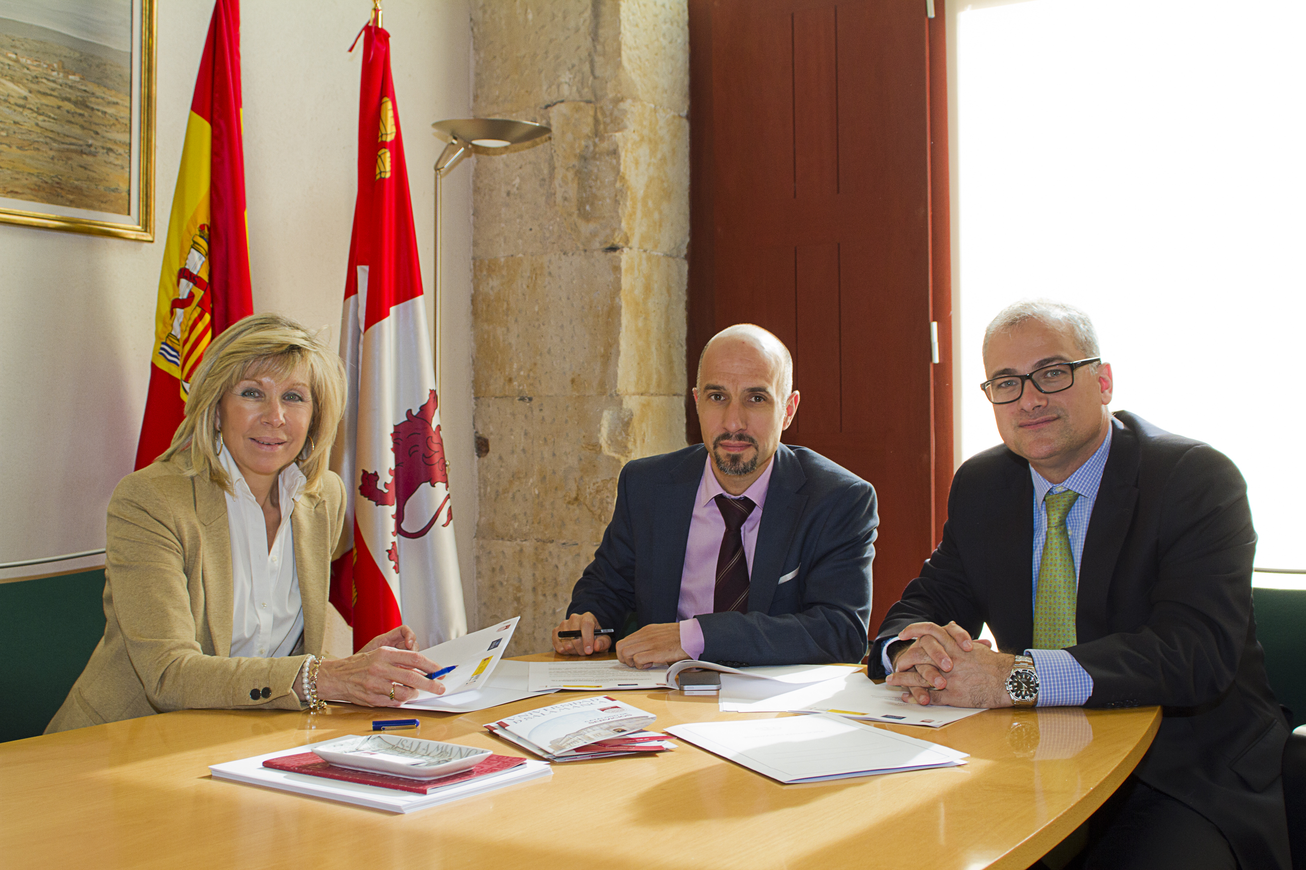 La Fundación General de la Universidad continúa con la gestión y coordinación de las actividades del Espacio Transfronterizo sobre el Envejecimiento