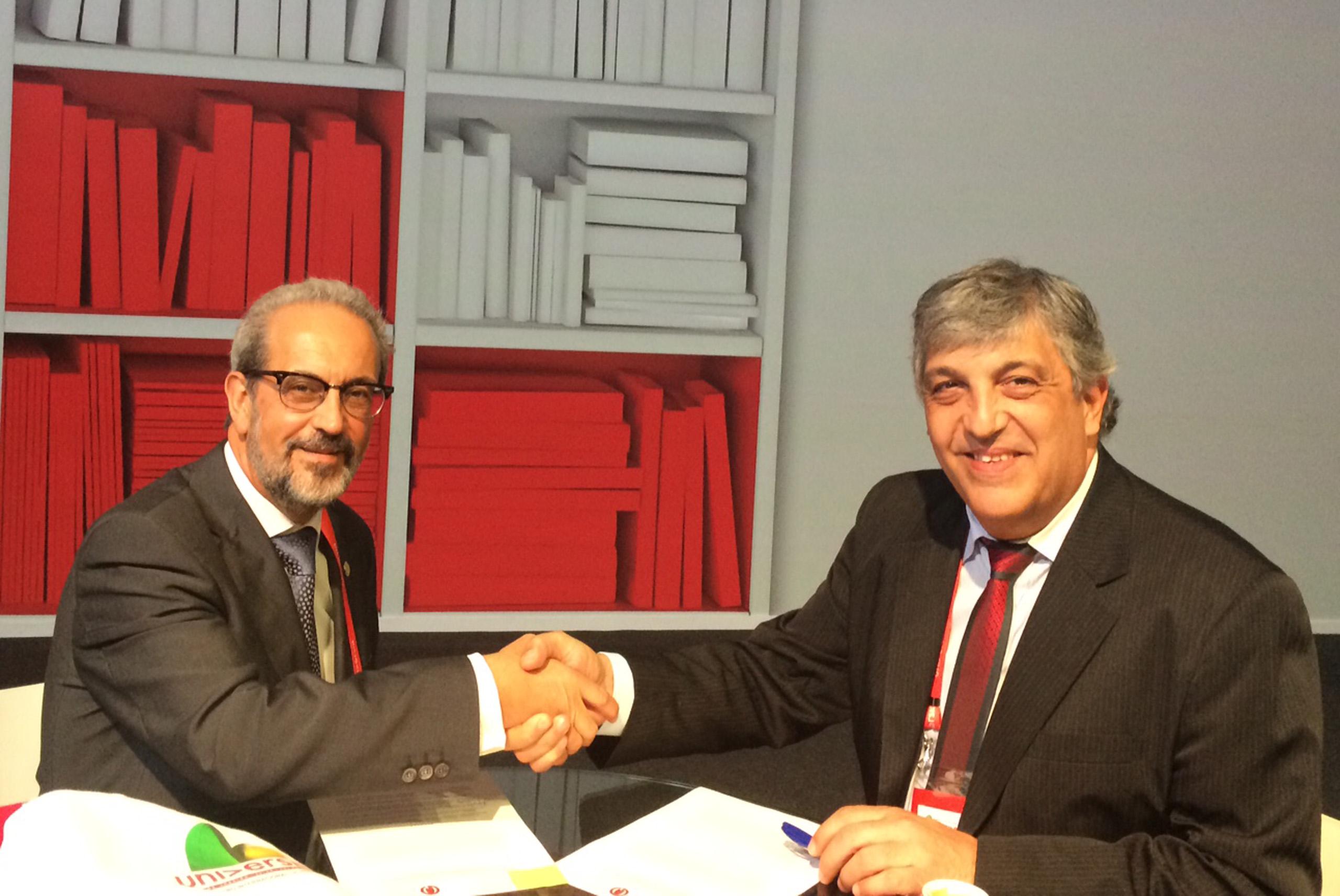 La Universidad de Salamanca suscribe un acuerdo con la Universidad Nacional de Quilmes