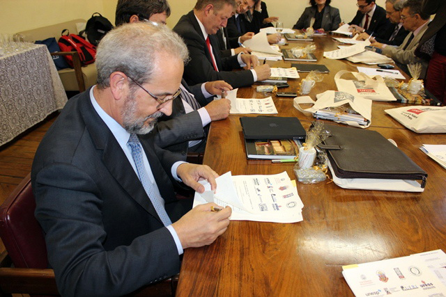 La Universidad de Salamanca y 11 instituciones académicas de Brasil fundan la 'Red Salamanca de universidades brasileñas'