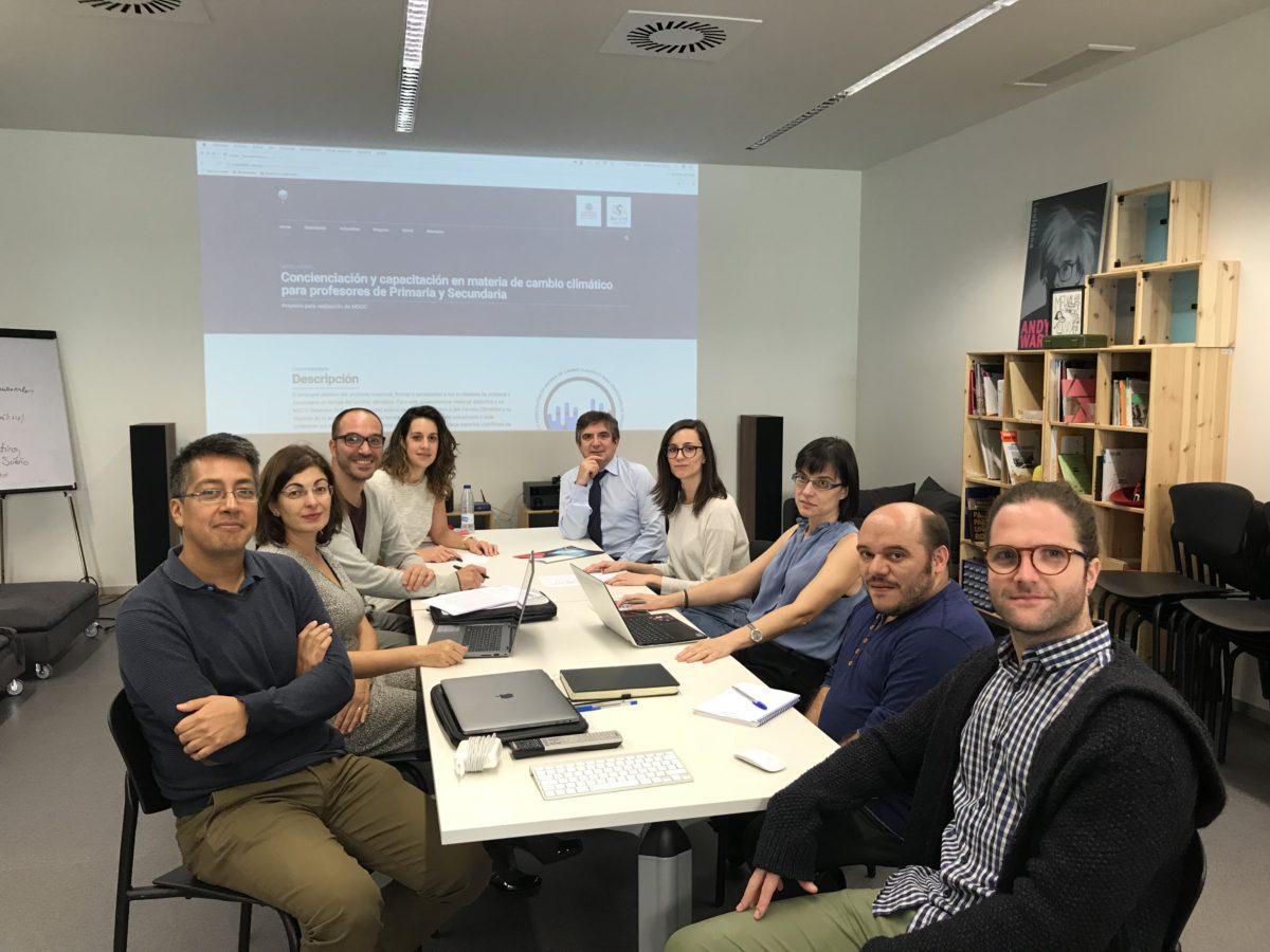 La Universidad de Salamanca forma en ciencia del cambio climático al profesorado de primaria y secundaria de Castilla y León a través de un MOOC