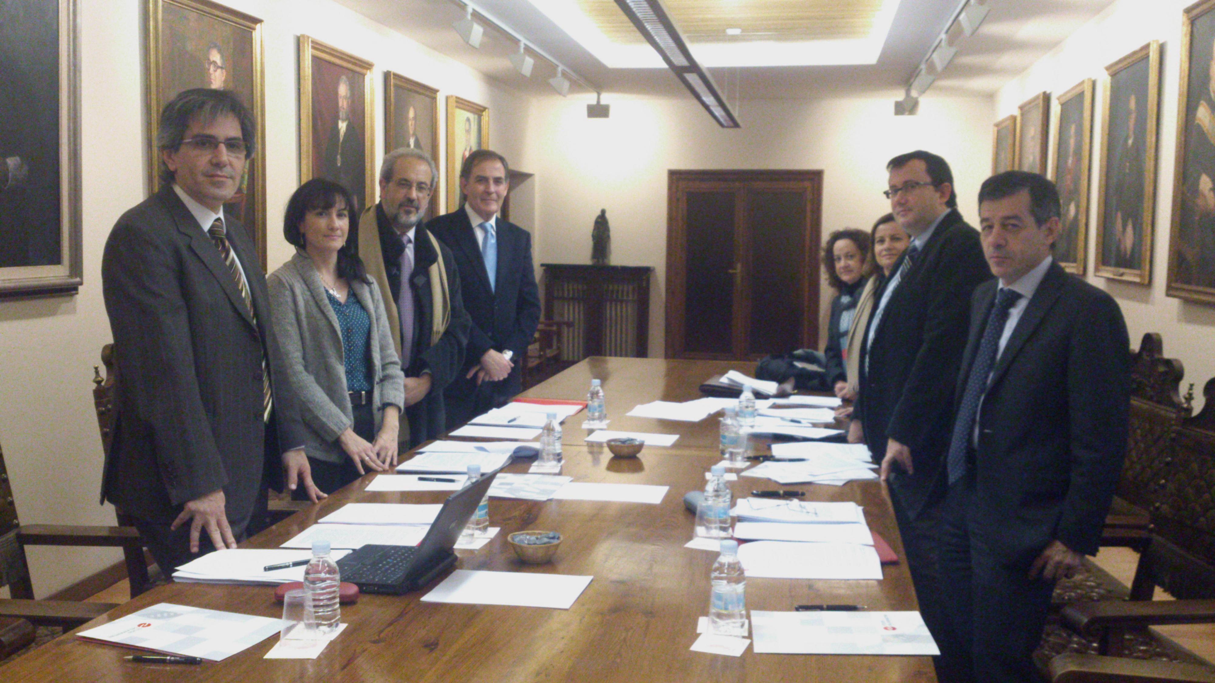 La comisión de seguimiento del Campus de Excelencia Internacional avala el proyecto 'Studii Salamantini'