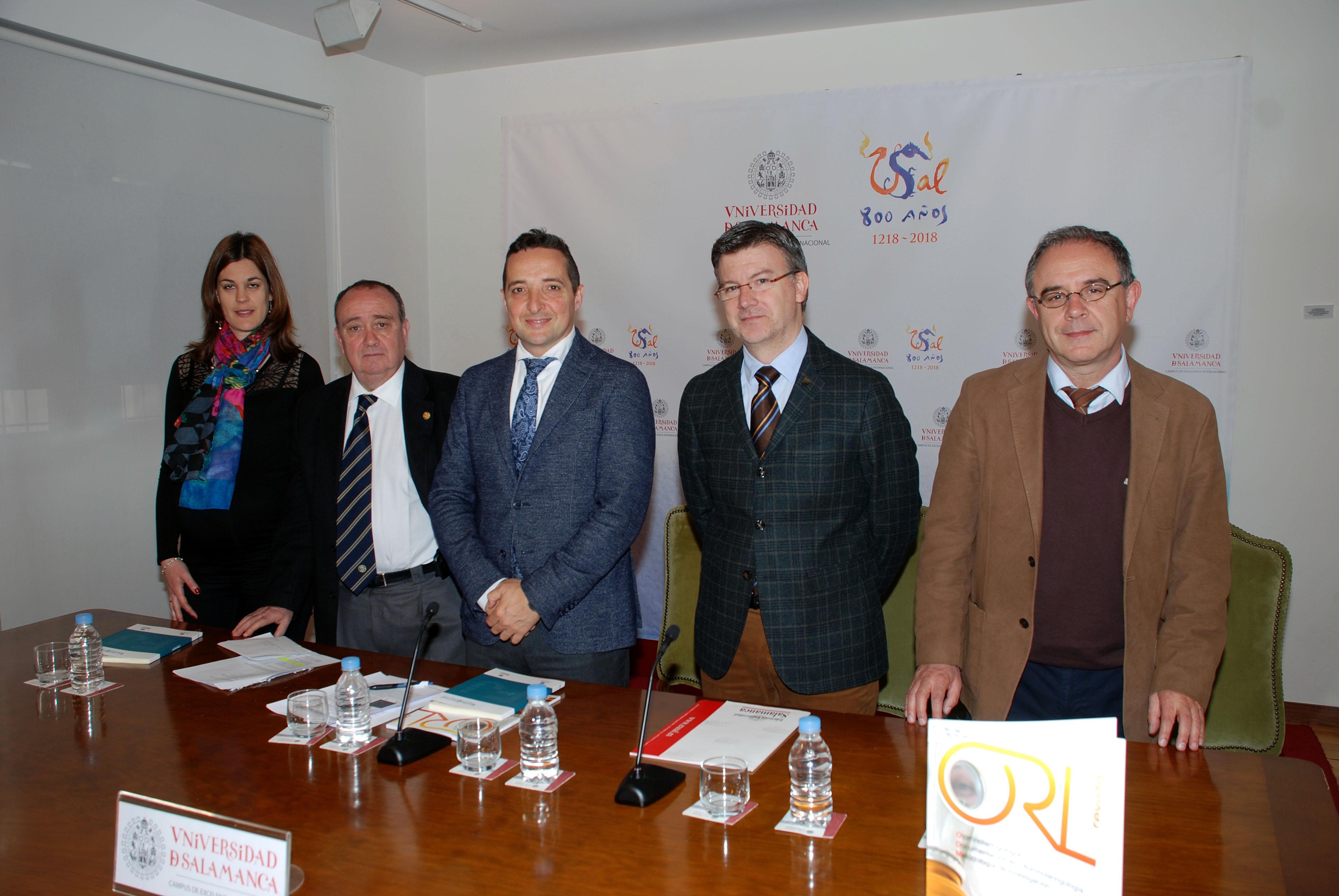 Ediciones Universidad de Salamanca presenta dos nuevas revistas científicas centradas en el área biosanitaria