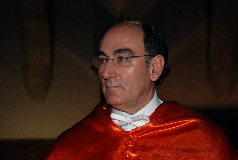 La Universidad de Salamanca nombra doctor honoris causa a Ignacio Galán