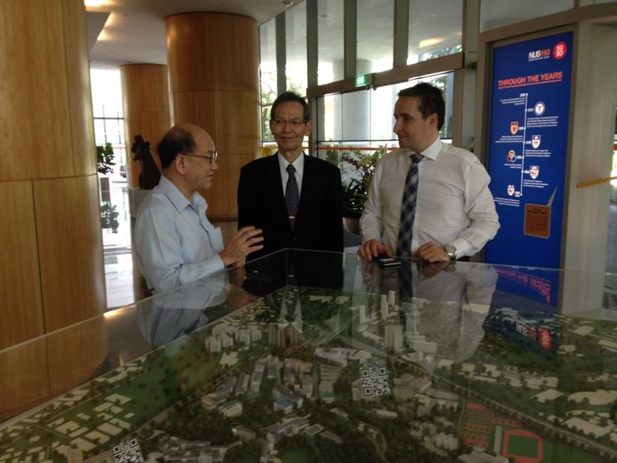 La Universidad de Salamanca refuerza su colaboración con universidades del sudeste asiático
