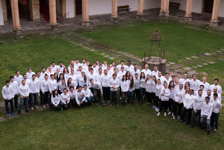 El Club Deportivo Universidad de Salamanca muestra su apoyo al VIII Centenario