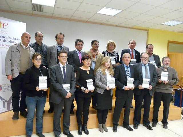 Ediciones Universidad de Salamanca recoge el Premio Nacional a la mejor obra editada por un facsímil sobre Francisco Salinas