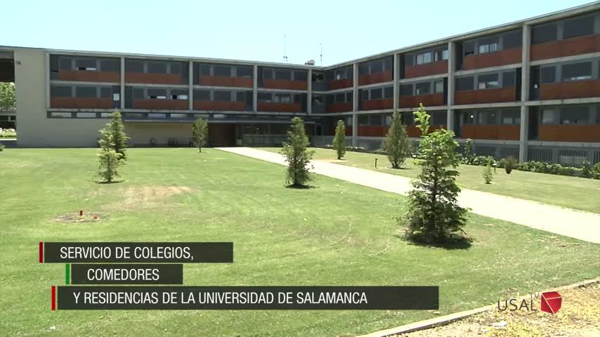 El Servicio de Colegios Mayores, Residencias y Comedores da la ...