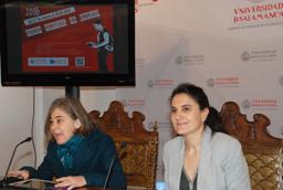 Las universidades de Salamanca y Puerto Rico presentan la exposición fotográfica internacional 'Universos paralelos'